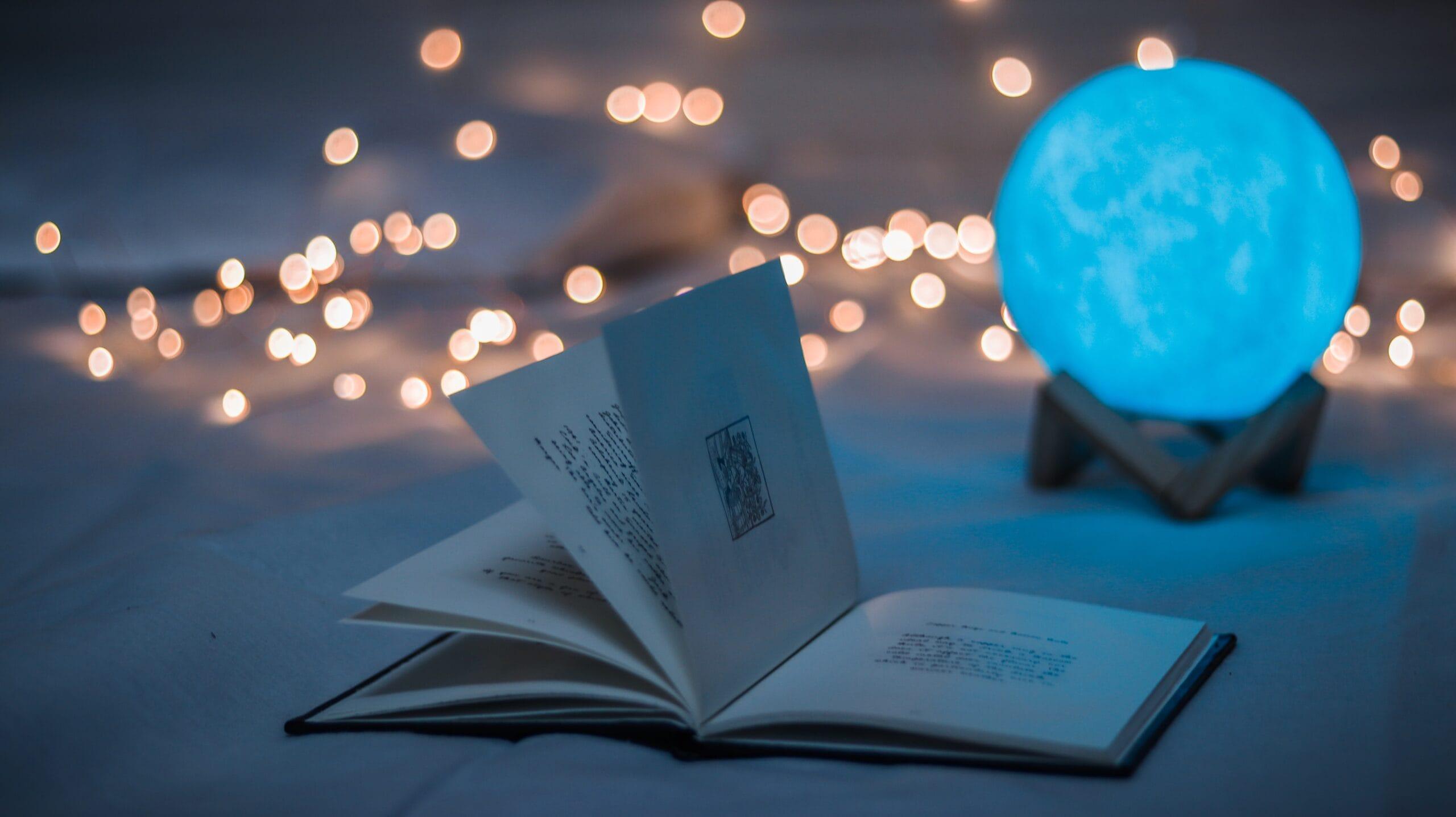 Eine magische Atmosphäre macht die Geschichte für Kinder besonders lebendig!