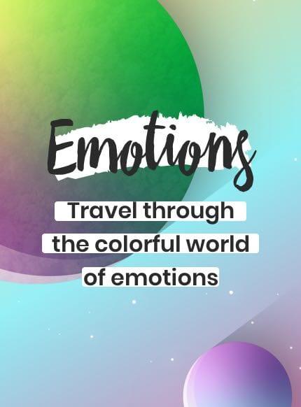 Gefühle. Eine Reise durch die bunte Welt der Gefühle
