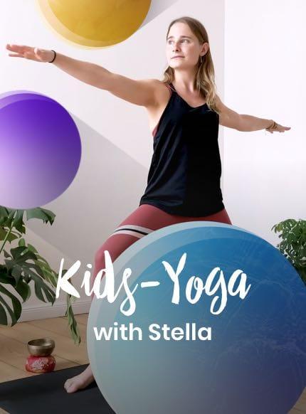 Kinderyoga mit Stella