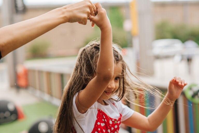 Um dein Kind glücklich zu machen braucht es vor allem dich und deine Zeit.