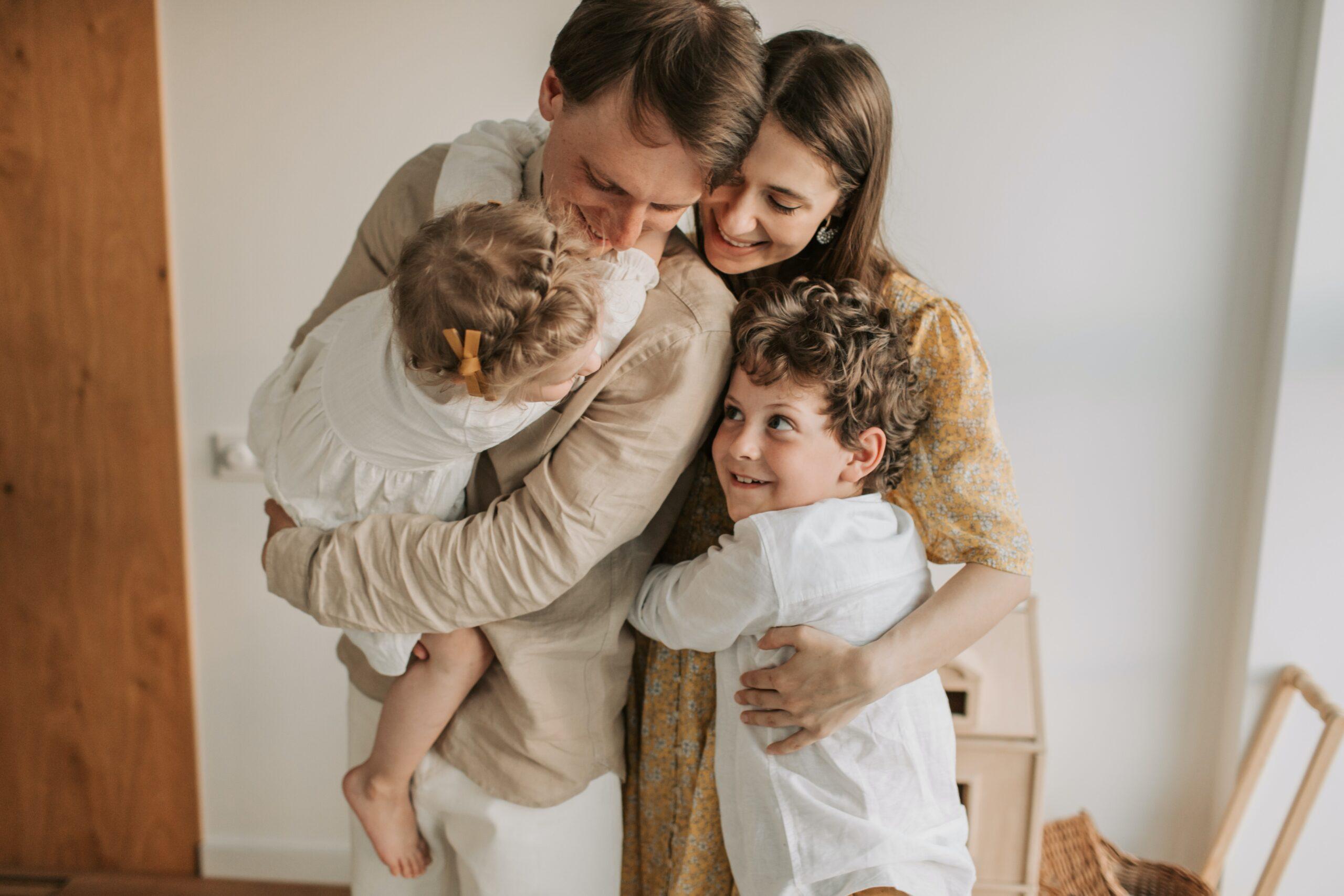 Meditation für die ganze Familie - wir zeigen dir, wie das funktioniert