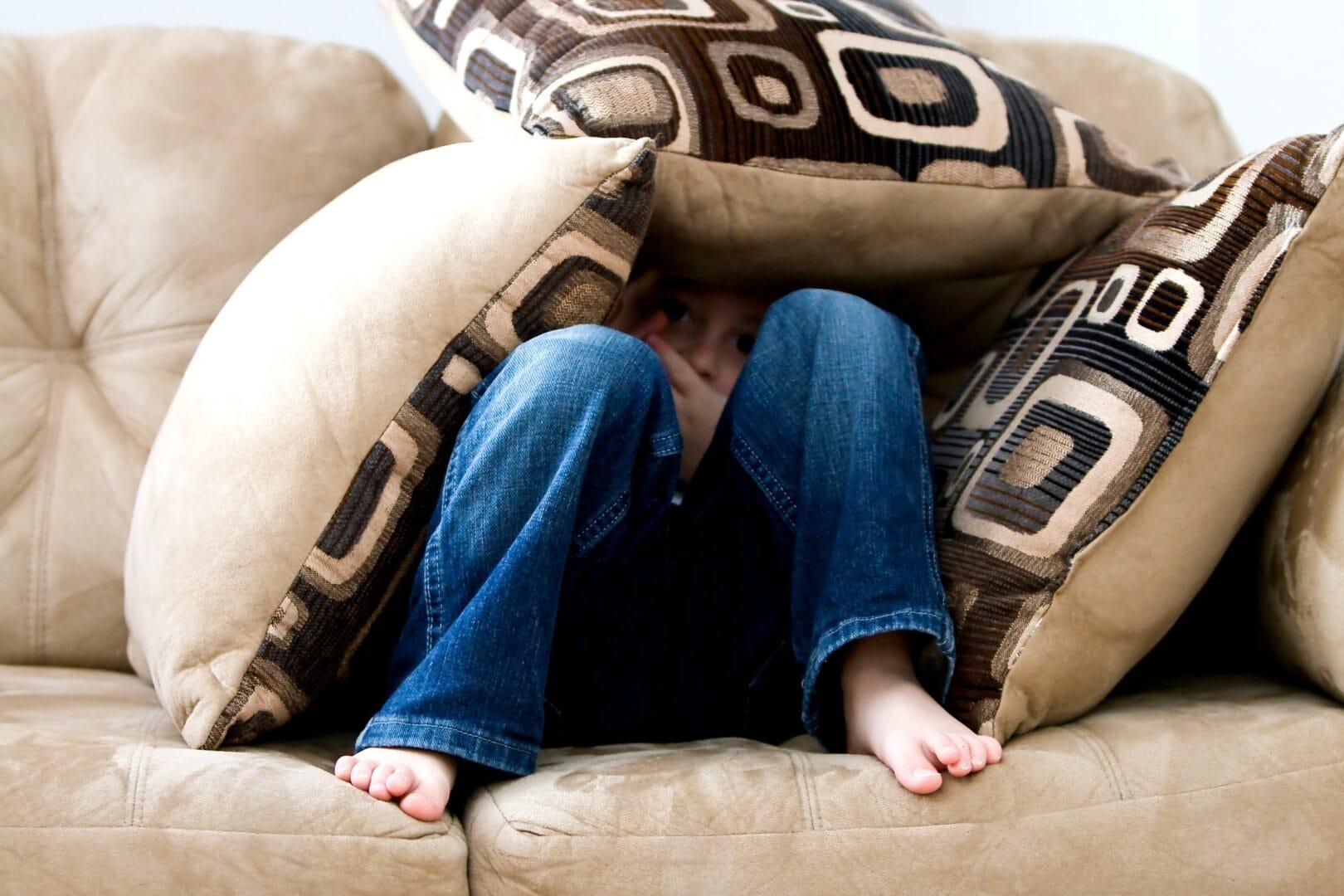 Kinder haben Ängste - So kannst du dein Kind unterstützen